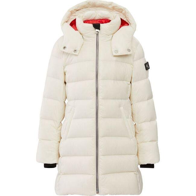 Laney Down Jacket, Cream