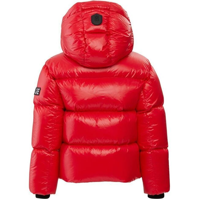 Jesse Down Jacket, Red