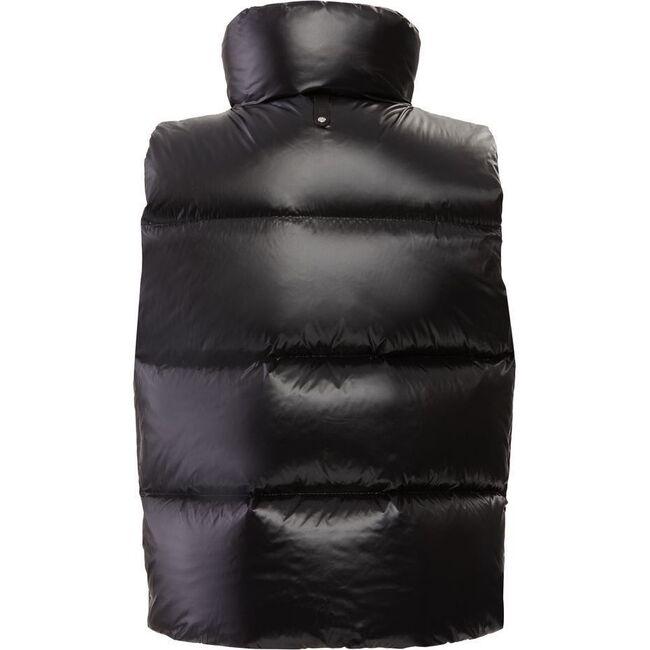 Charlee Down Vest, Black