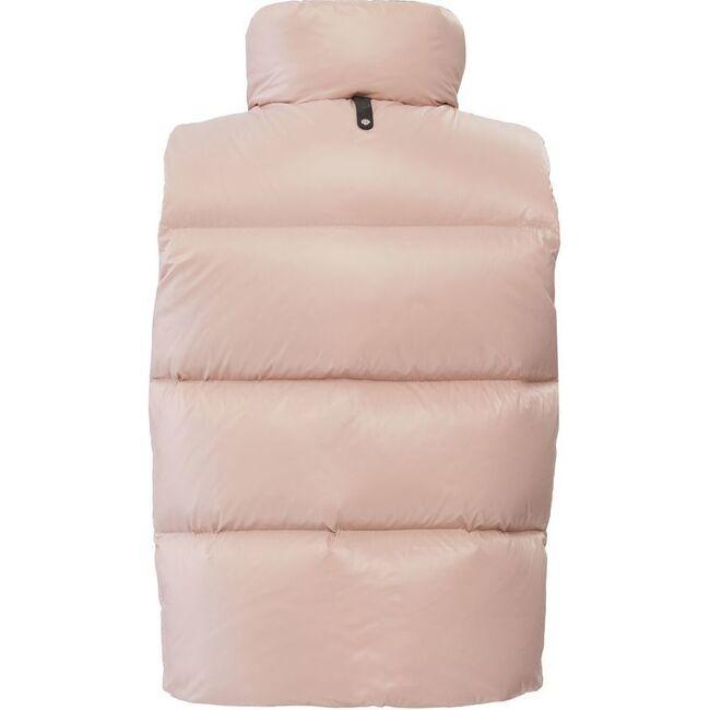 Charlee Down Vest, Pink
