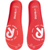Keveni Mid-Season Sneakers, Red - Boots - 7