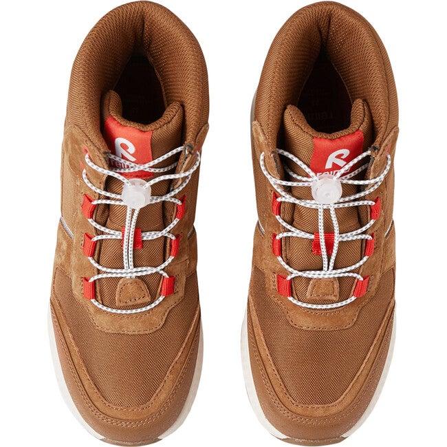 Ehtii Reimatec Waterproof Hiking Shoes, Brown