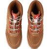 Ehtii Reimatec Waterproof Hiking Shoes, Brown - Boots - 2