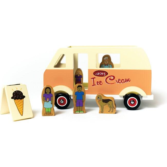 Magnetic Ice Cream Truck