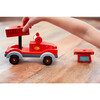 To The Rescue Magnetic Fire Truck - Transportation - 4