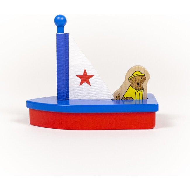 Boats and Buddies, Star - Bath Toys - 1