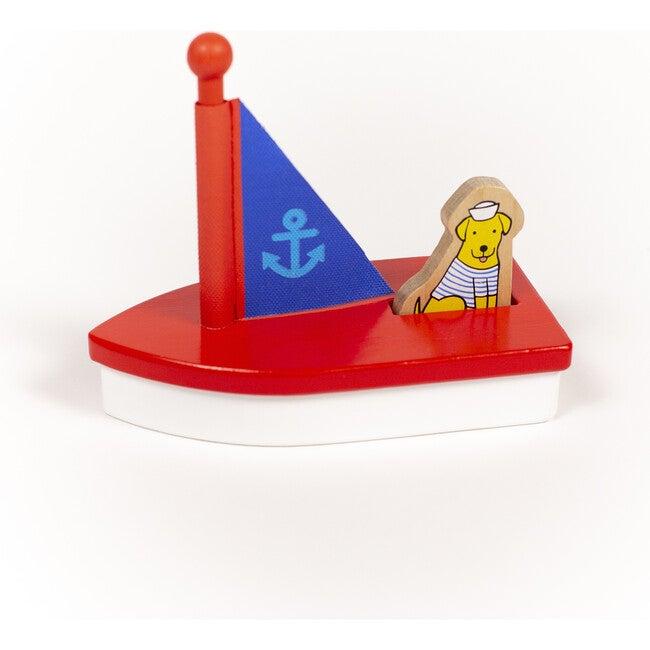 Boats and Buddies, Anchor