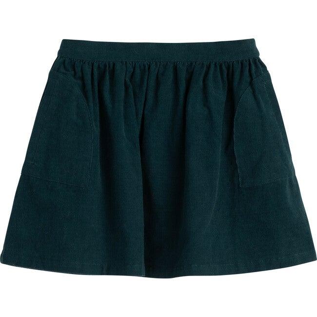 Cassie Skirt, Spruce - Skirts - 1