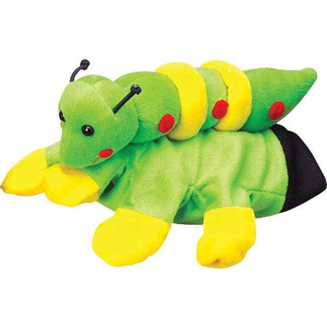 Caterpillar Glove Puppet