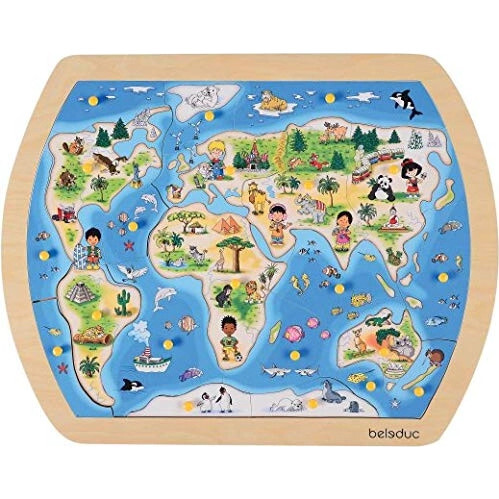 Match the World Puzzle