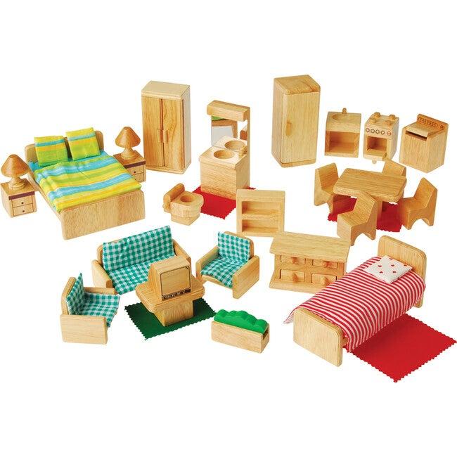Hardwood Furniture Set