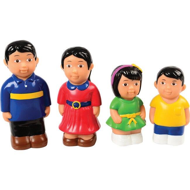Easy Grip Family, Asian
