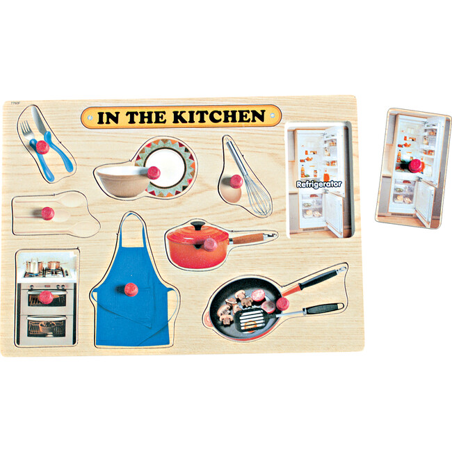 In The Kitchen Puzzle