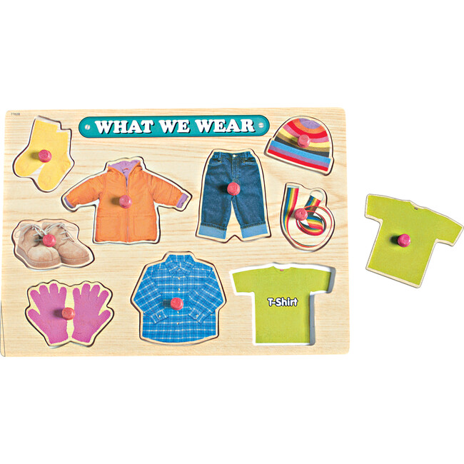 What We Wear Puzzle