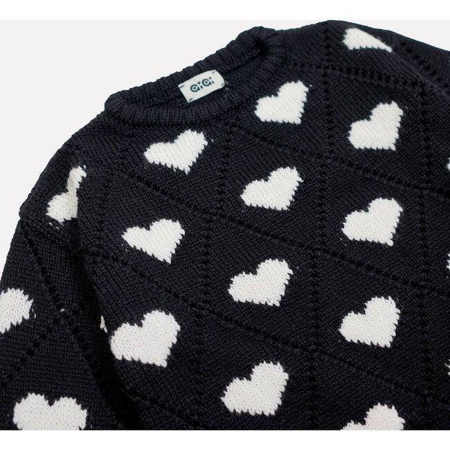 Love Sweater Mini, Black