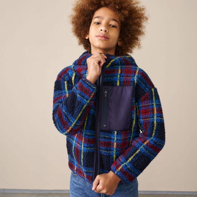 Sweatshirt Alwin, Multicolor