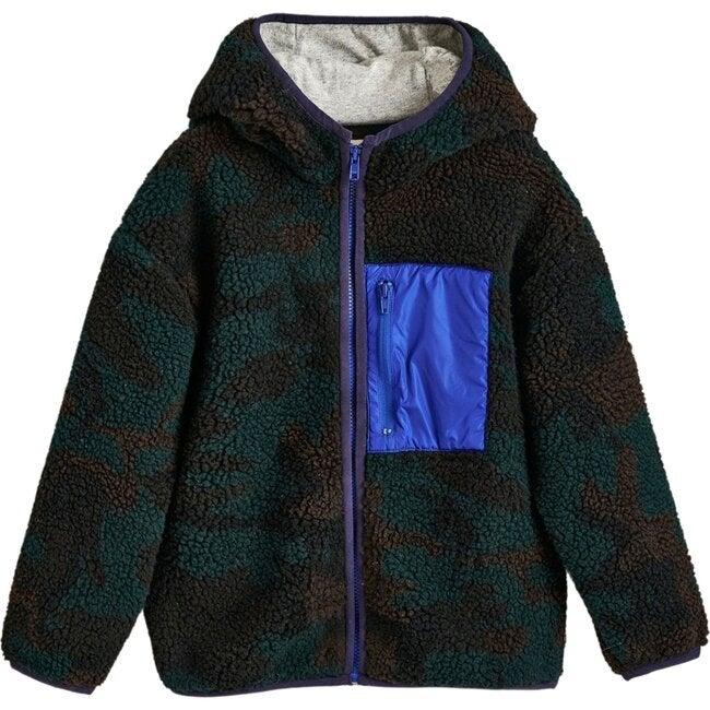 Sweatshirt Alwin Camo, Multicolor