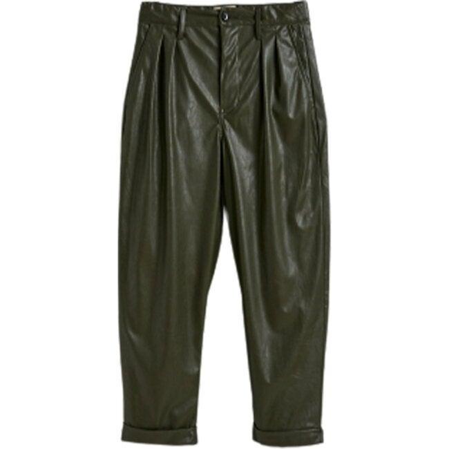 Peace Pants, Khaki - Pants - 1