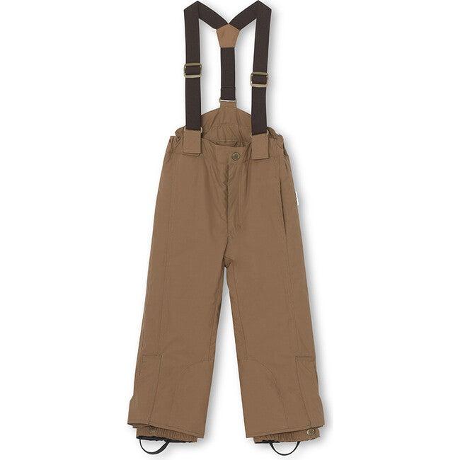 Witte Ski Pants, Acorn Brown