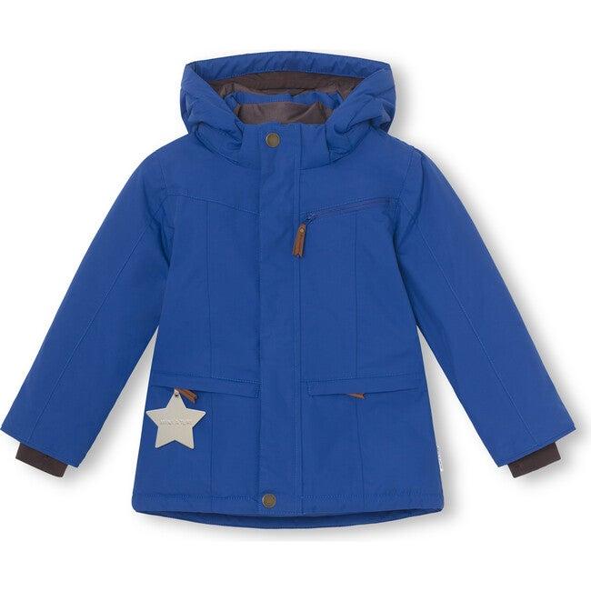 Wang Jacket, Blue Quartz