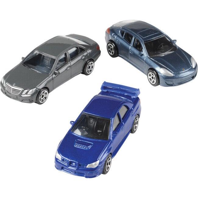 Mini Motor Vehicle Set