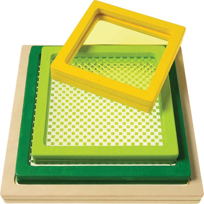 Geometric Nesting Windows