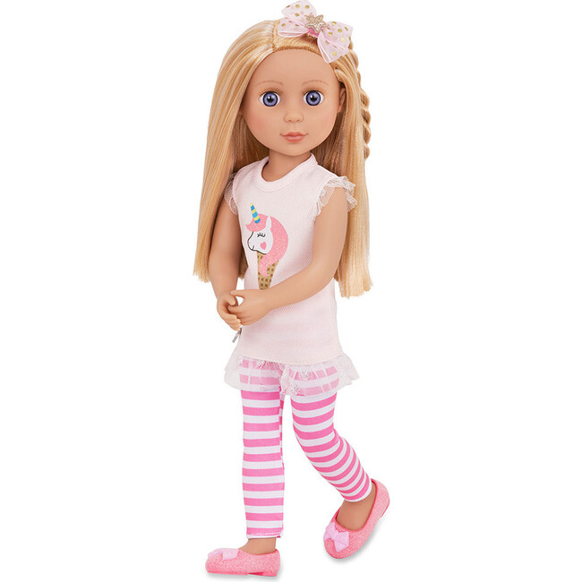 """14"""" Doll Lacy"""