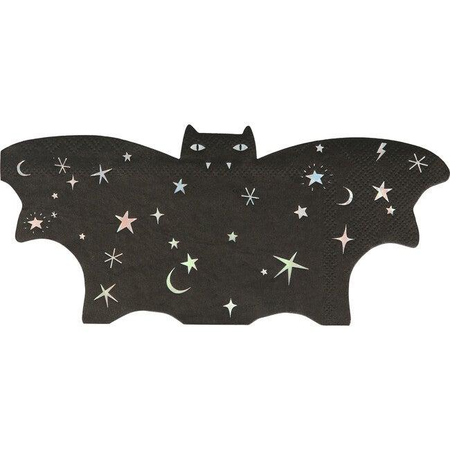 Sparkle Bat Napkins