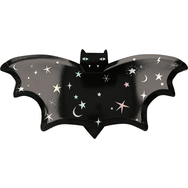 Sparkle Bat Plates