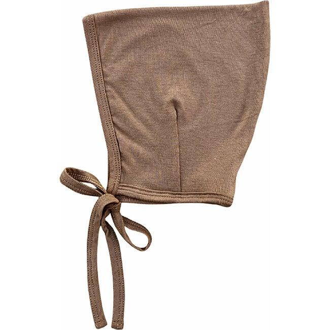 Bamboo Pixie Bonnet, Mocha