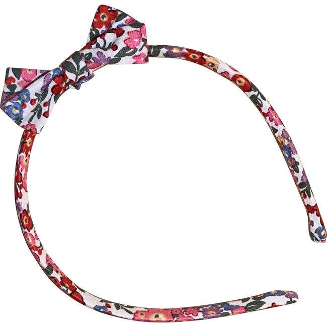 Preppy Headband, Multi Floral