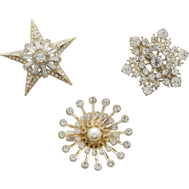 Star Wreath Clip Set