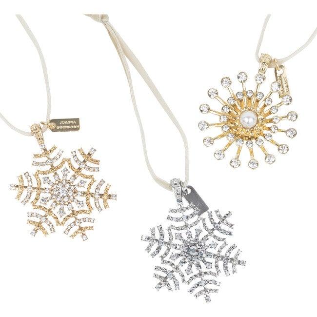 Snowflake Hanging Ornaments