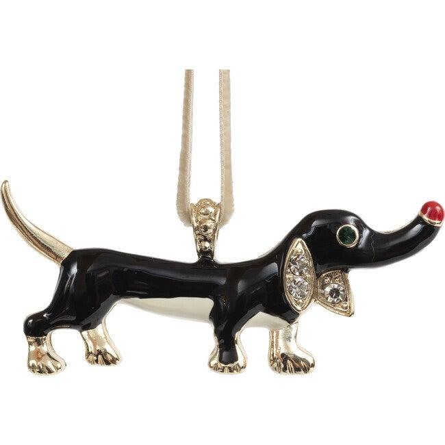 Sausage Dog Hanging Ornament