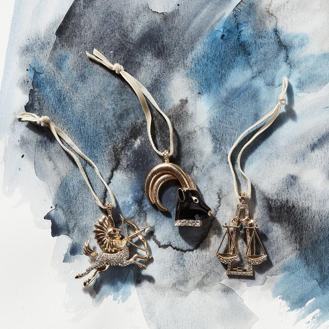 Sagittarius Hanging Ornament