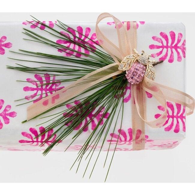 Mini Bug Wreath Clip Set, Pastel