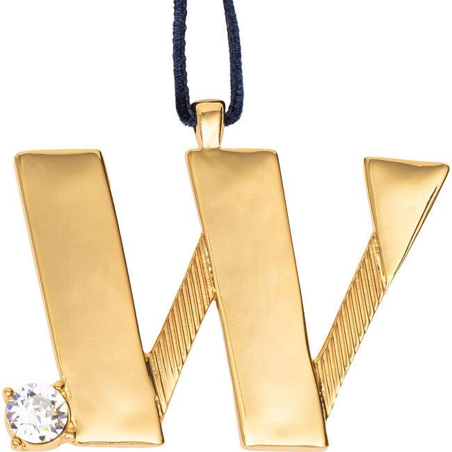 Monogram Hanging Ornament W