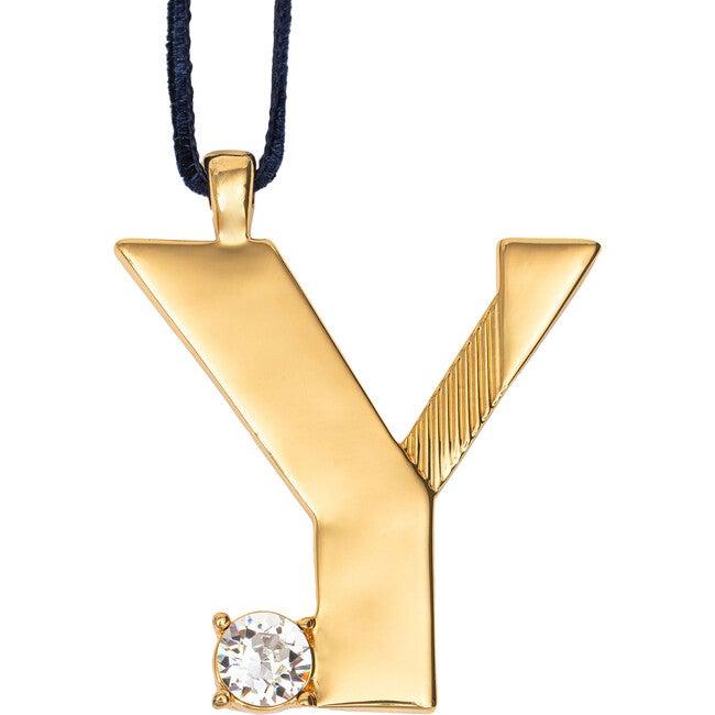 Monogram Hanging Ornament Y