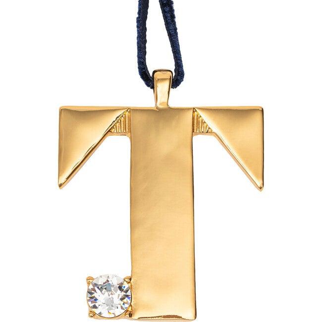 Monogram Hanging Ornament T