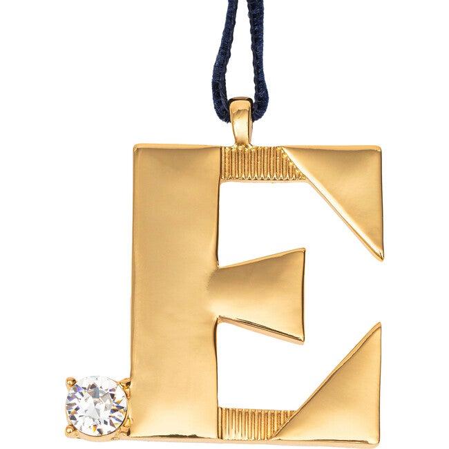 Monogram Hanging Ornament E
