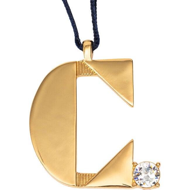Monogram Hanging Ornament C