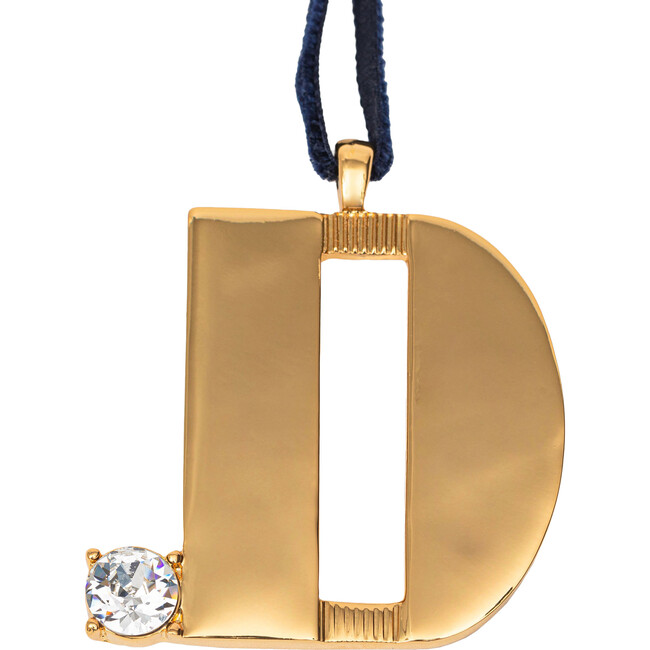 Monogram Hanging Ornament D