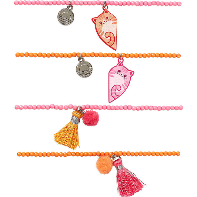 BFF Bracelets, Cats