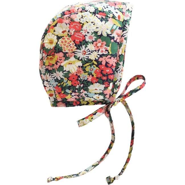 Wild Poppy Bonnet