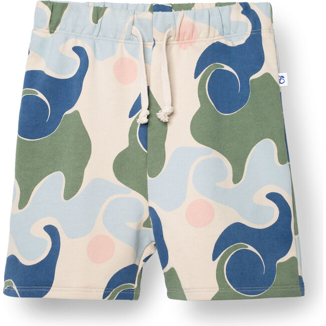 Printed Shorts, Wave