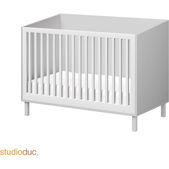 Indi Crib, Gray