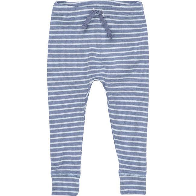 Ricki Pant, Blue & Light Blue Stripe