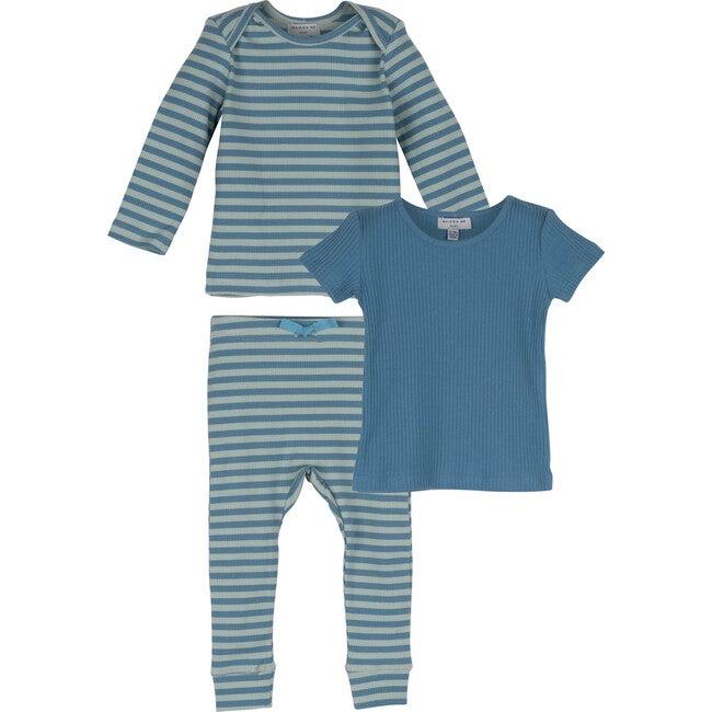 Basics Bundle, Blue Multi