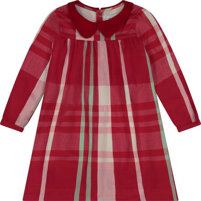 Georgia Dress, Kensington Plaid
