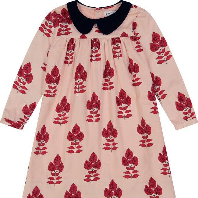 Georgia Dress, Holiday Block